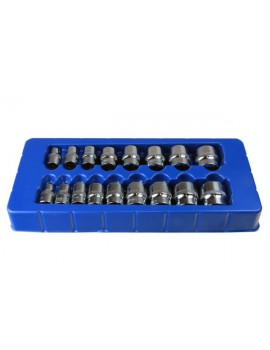 "3/8"" dr 12point shallow sockets metric"