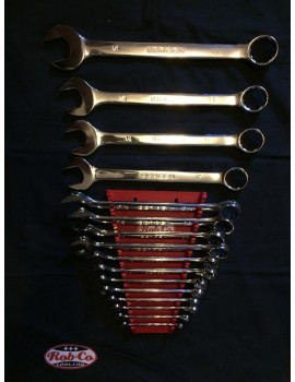 16 Peice Imperial Spanner set